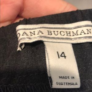 Dana Buchman Pants - Dana Buchman dark gray dress pants